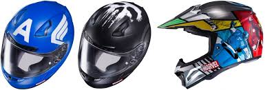 be a superhero hjc releases new helmets motorcycle news