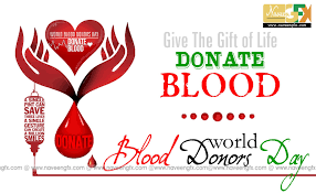 donate blood save life essay