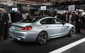 Coupe Series bmw gran coupe m6 : BMW M6 Gran Coupe
