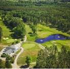 Aerial view of Beaver Meadow Golf Course - Concord, NH. It