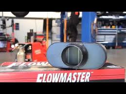 Flowmasters Sound Testing 8 Hottest Mufflers