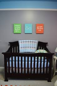 Colorful Nursery for Baby Boy Ryland
