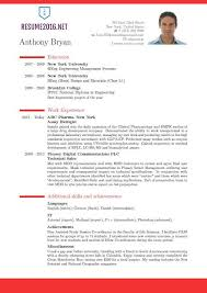 Best Resume Format Extraordinary Best Resume Format Tcs