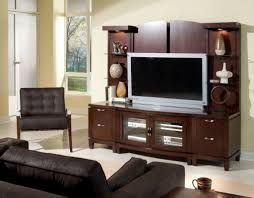 Lighted Entertainment Center Modern Entertainment Console Arched Top Contemporary