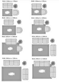 sizes of area rugs for living room rug placement area living room on living room ideas