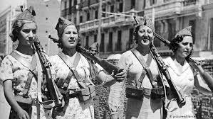 Guerra Civil Española: ¿una guerra de mujeres? | Todos los contenidos | DW  | 01.04.2019