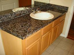 painting laminate countertops to look like granite paint best
