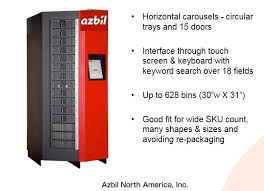 Industrial Vending Machines Awesome Industrial Vending Solutions Azbil North America