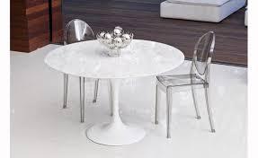 Eero Saarinen Marble Tulip Style Dining Table 900 mm