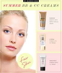 summer bb and cc creams for all skin tones weddbook