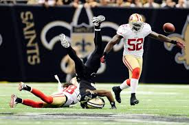 2013 49ers Depth Chart Saints Vs 49ers 2013 Since When Did You Become The