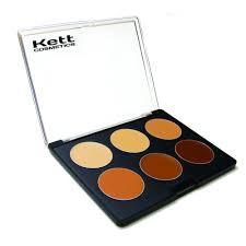 fi creme foundation palettes x6 refills