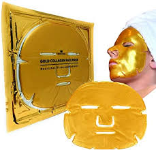 Revitale <b>24K Gold Face Mask</b> - Enriched with Collagen (3 Pack ...