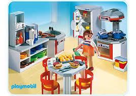 Cuisine équipée 4283 A Playmobil France