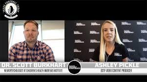 TexasFootball.com Interview: Children's Health Andrews Institute  Neuropsychologist Dr. Scott Burkhart
