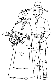 Small Picture Pilgrim Coloring Pages GetColoringPagescom