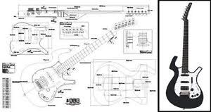 parker nitefly® electric guitar plan ebay Parker Guitars Wiring Diagrams image is loading parker nitefly electric guitar plan parker guitar wiring diagram