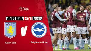 Prediksi Bola Aston Villa vs Brighton ...