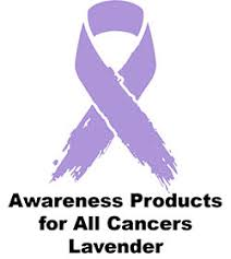 Cancer Ribbon Color Chart Ribbon Color Cancer Type Cancer Awareness Products