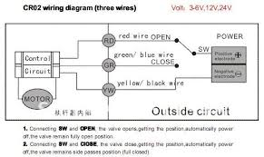 3 wire solenoid wiring facbooik com Solenoid Valve Wiring Diagram aliexpress com buy dc24v motorized valve brass 1\'\' limited bore asco solenoid valve wiring diagram
