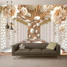 3D Wallpaper Modern Abstract Art Rome ...