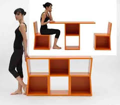 Unique Furniture for Minimalist Home: The Trick Bookcase: Trick Bookcase Unique  Furniture for Minimalist Home PeerZoo 8  Peerzoo : Interior Design, ...