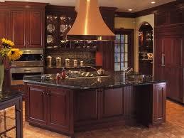 black granite countertops with dark cabinets what color kitchen cabinets go with dark granite countertops