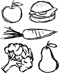 food scribbles food scribbles free stock photo public domain pictures on scribbles coloring book