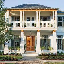 coastal cottage house plans. 17 Pretty House Plans With Porches Bayou Bend - Plan No. 1745 This Quaint Coastal Cottage E