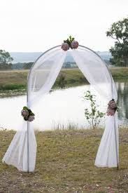 Wedding Arch Decorations 17 Best Ideas About Wedding Arch Tulle On Pinterest Lake Wedding
