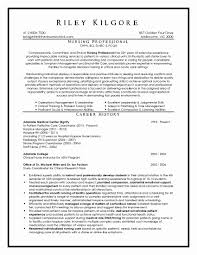 Hospice Nurse Resume Examples - Sradd.me