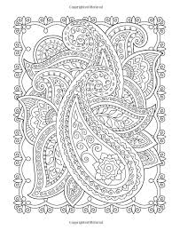 Small Picture Mehndi Coloring Pages FunyColoring