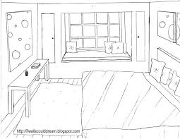 simple bedroom drawing. If Walls Could Dream Black And White Bedroom Design Best Ideas Of Template Simple Drawing W