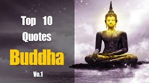 Top 10 Buddhas Quotes Inspiration Quotes By Gautama Buddha Vo2