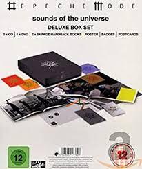 <b>Depeche Mode</b> - <b>Sounds</b> of the Universe Deluxe Box Set (3 CDs ...
