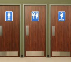 Ore school creates unisex bathrooms for trans students NY Daily News Gorgeous Unisex Bathroom