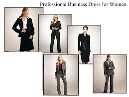 dress for success by jennifer garrett lessons teach m solutions llc business professional dress code what women