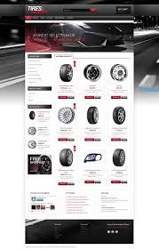 Rims Design Studio Quality Wheels And Tires Shopify Theme Web Design Studio