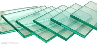6mm tempered glass with fine grinding