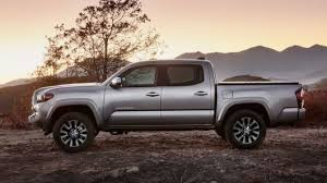 Toyota debuts new Tacoma to protect its crown from U.S. rivals
