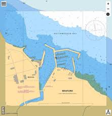 Great Lakes Navigation Charts Meaford Marine Chart Ca2283b_3 Nautical Charts App