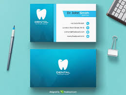 Business Card Template Freebcard
