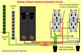 wiring 20 amp double receptacle circuit breaker 120 volt circuit Wiring Gfci Outlets In Series wiring 20 amp double receptacle circuit breaker 120 volt circuit shop wiring pinterest woodworking and craft how to connect gfci outlets in series