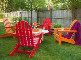 Outdoor Green Plastic Adirondack Chairs New Recycled Plastic