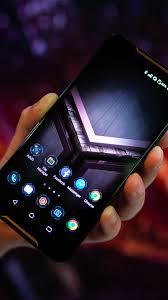 Asus Rog Phone, Smartphone, 4k - Asus ...