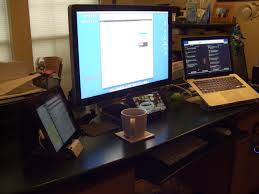 i fittingly cover the mobile space at mobile manor my home office that sees more gadgets come and go than the local best buy best desktop for home office