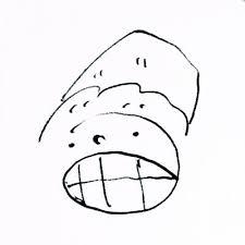 よしなが のりつぐ On Twitter 年賀用に描いたイラストを印刷したく