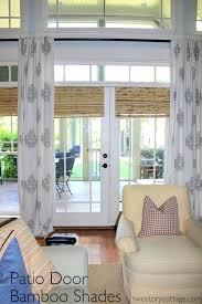 decoration overwhelming sliding patio door window treatment ideas wonderful treatments doors best about french