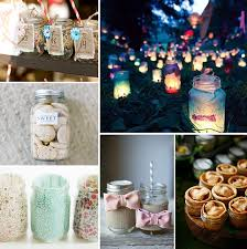 Diy Decorative Mason Jars DIY Ideas Mason Jars Costa Rica Wedding Travel Inspiration 43