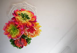 How To Make Paper Flower Bouquet Step By Step Diy Crepe Paper Flowers Honestly Wtf